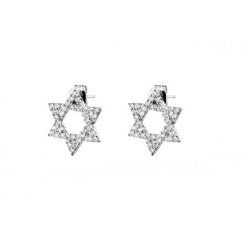 Star of David Stud