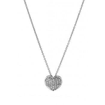 Stunning Heart Pendant